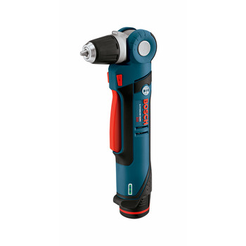 Bosch PS11-102 12V Lithium-Ion 3/8 in. Cordless Right Angle Drill Kit (1.5 Ah)