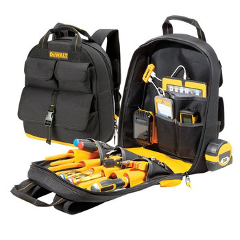 Dewalt DGC530 23-pocket USB Charging Tool Backpack