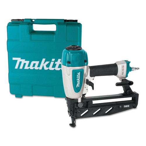 Makita AF601 16-Gauge 2-1/2 in. Pneumatic Straight Finish Nailer image number 0