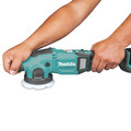 Makita XOP02Z 18V LXT Lithium-Ion Brushless Cordless 5 in. / 6 in. Dual Action Random Orbit Polisher (Tool Only) image number 5