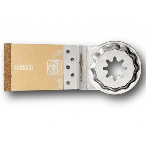 Fein 63502191210 1-3/8 in. Carbide Oscillating E-Cut Saw Blade