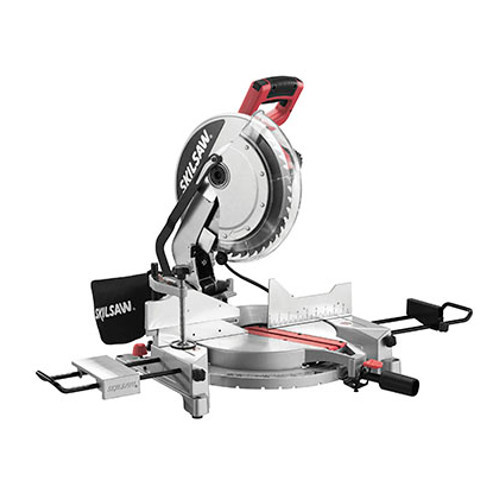 Wondrous Skil 3821 01 15 Amp 12 In Compound Miter Saw With Quick Mount System And Laser Cutline Ibusinesslaw Wood Chair Design Ideas Ibusinesslaworg