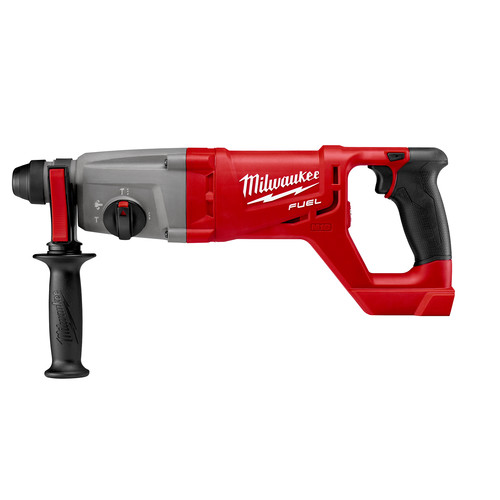 Milwaukee 2713-20 M18 18V Cordless Lithium-Ion 1 in. SDS Plus D-Handle Rotary Hammer (Bare Tool)
