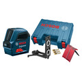 Factory Reconditioned Bosch GLL 55-RT Professional Self-Leveling Cross-Line Laser image number 0