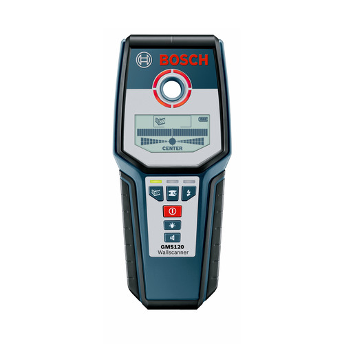 Factory Reconditioned Bosch GMS120-RT Digital Wall Scanner