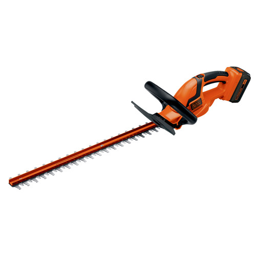 Black & Decker LHT2436 40V MAX Cordless Lithium-Ion 24 in. Dual Action Hedge Trimmer