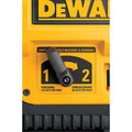 Dewalt DW735X 13 in. Two-Speed Thickness Planer with Support Tables and Extra Knives image number 6