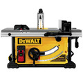 Factory Reconditioned Dewalt DWE7491RSR Site-Pro 15 Amp Compact 10 in. Jobsite Table Saw with Rolling Stand image number 3