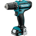 Makita FD05R1 12V max CXT Lithium-Ion 3/8 in. Cordless Drill Driver Kit (2 Ah) image number 1