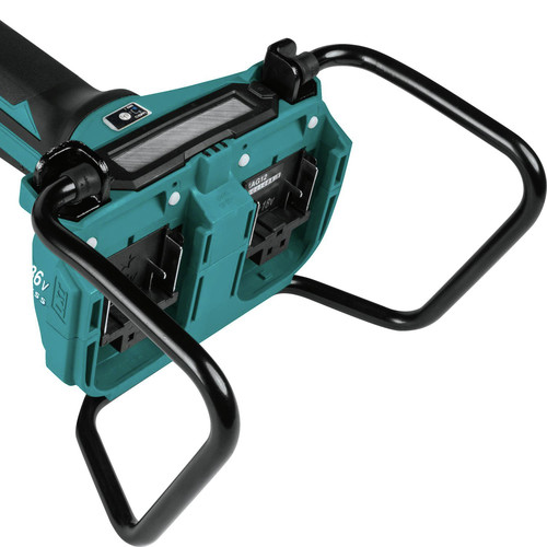 Makita XAG22ZU1 18V X2 LXT Lithium-Ion Brushless Cordless 7 in. Paddle Switch Cut-Off/Angle Grinder with Electric Brake and AWS  (Tool Only) image number 7