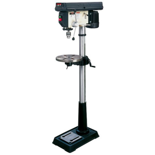 JET JDP-17MF 3/4 HP 16-1/2 in. 16-Speed Floor Mount Drill Press