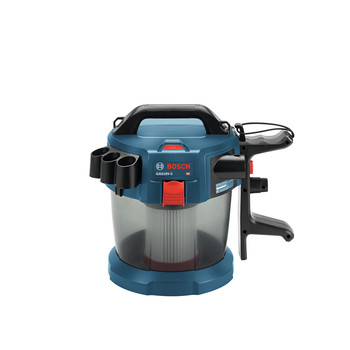 Bosch GAS18V-3N 18V 2.6 Gal. Wet/Dry Vacuum Cleaner with HEPA Filter (Tool Only) image number 3