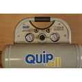 Quipall 4-1-SILTWN-AL 4.6 Gallon 1 HP Aluminum Twin Stack Ultra Quiet and Oil Free Compressor image number 10