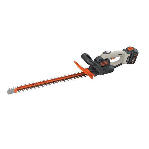 Black & Decker LHT360C 60V MAX 1.5 Ah Cordless Lithium-Ion POWERCUT 24 in. Hedge Trimmer