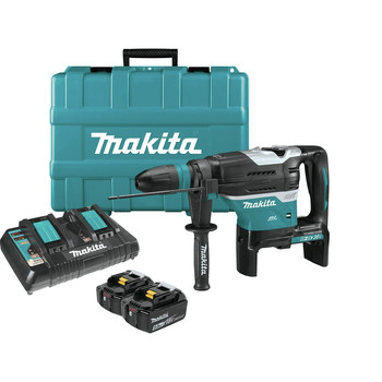 Makita XRH07PTU 18V X2 LXT Brushless 1-9/16 in. Advanced AVT Rotary Hammer with AWS image number 0