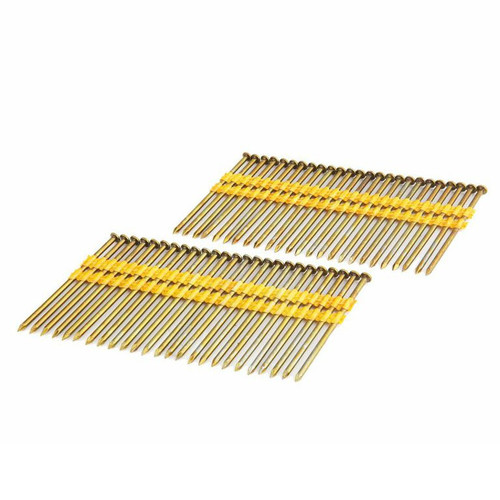 Freeman FR-131-314B 3-1/4 in. x 0.131 in. Smooth Shank Framing Nails (2,000-Pack)
