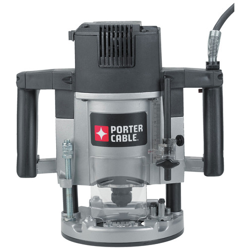 Factory Reconditioned Porter-Cable 7539R Speedmatic 3 1/4 Peak HP Five-Speed Plunge Router