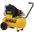 Factory Reconditioned Dewalt D55166R 6 Gallon Wheeled Horizontal Air Compressor image number 1