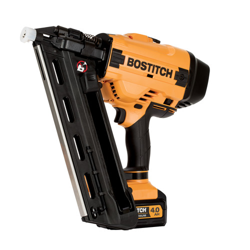 Bostitch BCF28WWM1 20V MAX 4.0 Ah Lithium-Ion 28 Degree Wire Weld Framing Nailer Kit