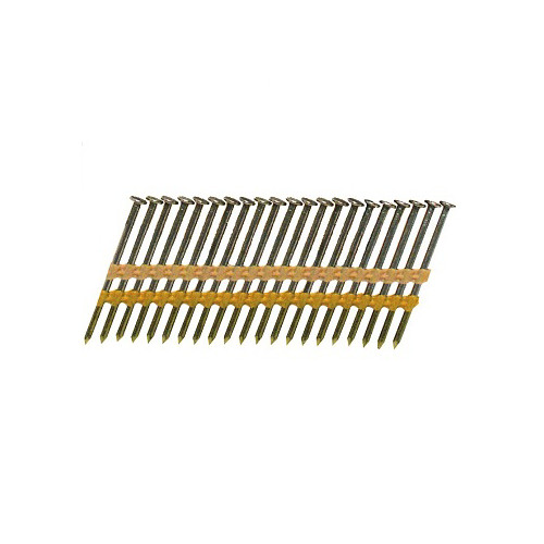Bostitch RH-S12D120EP 3-1/4 in. x 0.120 in. 21 Degree Plastic Collated Smooth Shank Stick Framing Nails (4,000-Pack) image number 0