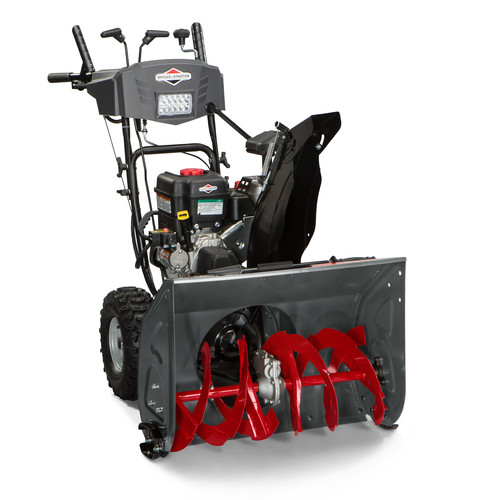 Briggs & Stratton 1227MD 250cc 27 in. Dual Stage Medium-Duty Gas Snow Thrower with Electric Start