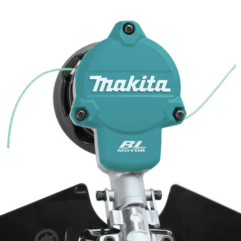 Factory Reconditioned Makita XRU09Z-R 18V X2 (36V) LXT Lithium-Ion Brushless Cordless String Trimmer (Tool Only) image number 3