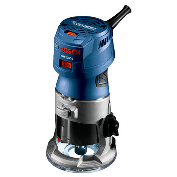 Bosch GKF125CEN 1.25 HP Variable Speed Palm Router with LED image number 0