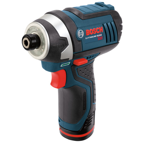 Factory Reconditioned Bosch PS41-2A-RT 12V Max Lithium-Ion Impact Driver