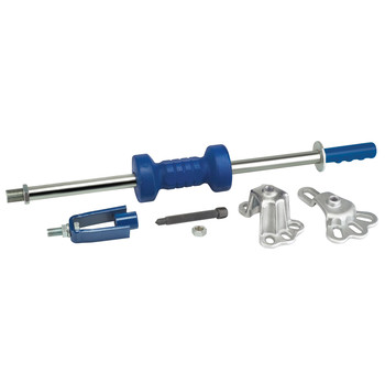 S&G Tool Aid 66370 10 lbs. Slide Hammer and Puller for Front Wheel Hubs and Rear Axles