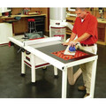 JET 708400 JET Downdraft Table For Proshop and XactaTable saws with Legs image number 1