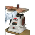 JET JBOS-5 115V 1/2 HP 1-Phase Bench Top Oscillating Spindle Sander image number 7