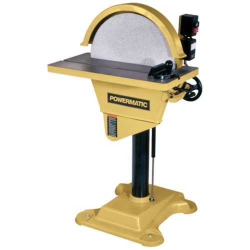 Powermatic DS-20 230V 1-Phase 2-Horsepower 20 in. Disc Sander image number 0