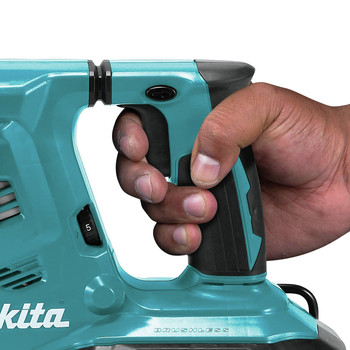 Makita XRH08PT 18V X2 LXT Lithium-Ion (36V) 5.0 Ah Brushless 1-1/8 in. AVT Rotary Hammer Kit image number 5