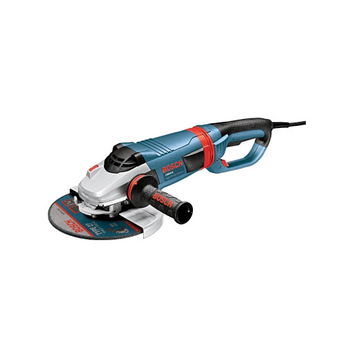 Bosch 1994-6 9 in. 4 HP 6,500 RPM Large Angle Grinder image number 0