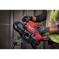 Milwaukee 2829-22 M18 FUEL Lithium-Ion Compact 3-1/4 in. Cordless Band Saw Kit (3 Ah) image number 6