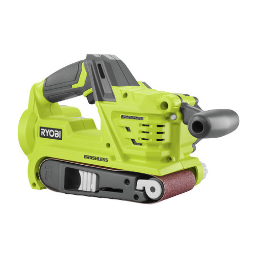 Factory Reconditioned Ryobi ZRP450 Ryobi 18-Volt ONE Plus Cordless Brushless Belt Sander (Bare Tool)