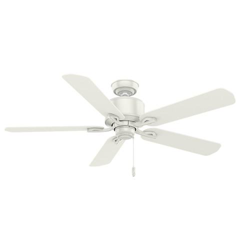 Casablanca 54193 54 in. Compass Point Fresh White Ceiling Fan