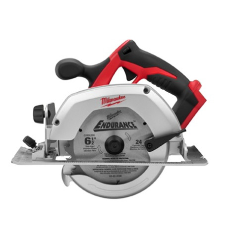 Factory Reconditioned Milwaukee 2630-80 M18 18V Cordless Lithium-Ion 6-1/2 in. Circular Saw (Bare Tool)