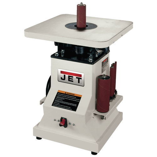 JET JBOS-5 115V 1/2 HP 1-Phase Bench Top Oscillating Spindle Sander