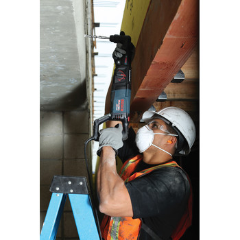 Bosch 11255VSR 1 in. SDS-plus D-Handle Bulldog Xtreme Rotary Hammer image number 2