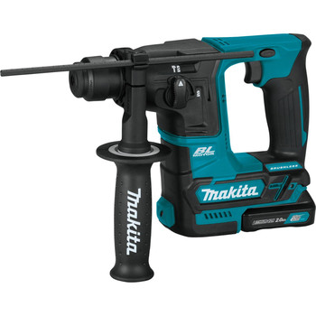 Makita RH01R1 12V MAX CXT 2.0 Ah Lithium-Ion Brushless Cordless 5/8 in. Rotary Hammer Kit, accepts SDS-PLUS bits image number 1