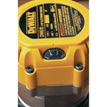 Dewalt DW618 2-1/4 HP EVS Fixed Base Router image number 6