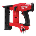 Milwaukee 2749-20 M18 FUEL Lithium-Ion 18 Gauge 1/4 in. Cordless Narrow Crown Stapler (Tool Only) image number 1