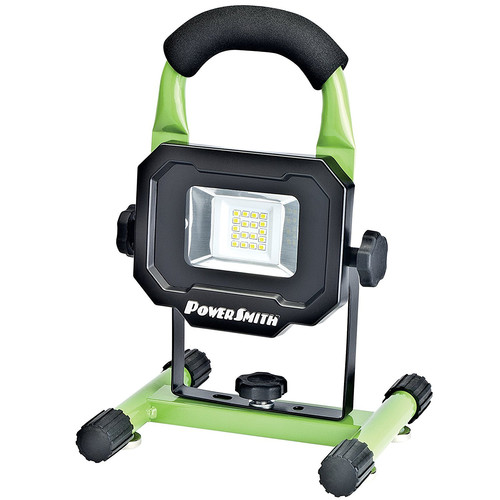 PowerSmith PWLR1110M 10 Watt 900 Lumen Magnetic Rechargeable LED Work Light image number 0