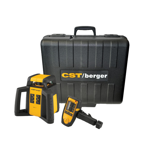 CST/berger RL25H Horizontal plus/- 5 Degrees Self-Leveling Rotary Laser