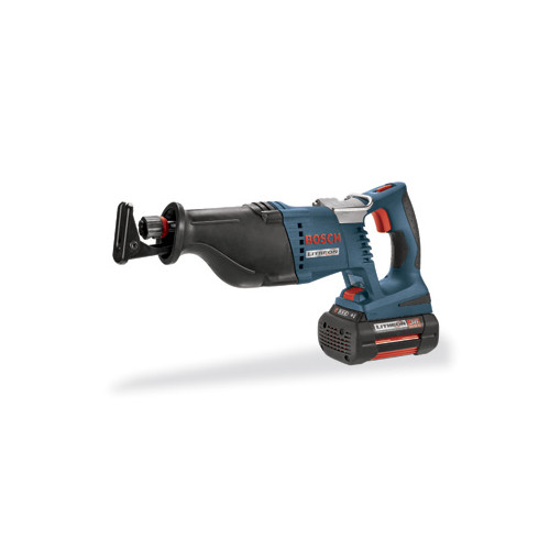 Factory Reconditioned Bosch 1651K-RT 36V Cordless Lithium-Ion Reciprocating Saw Kit