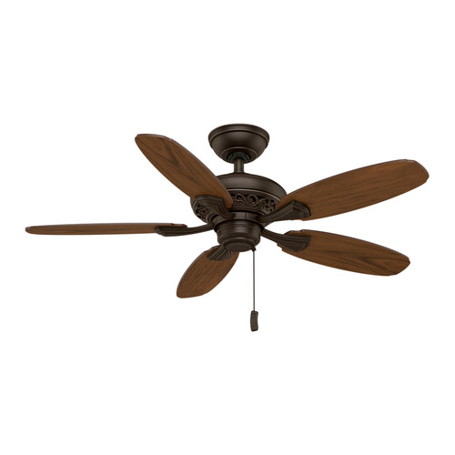 Casablanca 53195 44 in. Fordham Brushed Cocoa Ceiling Fan