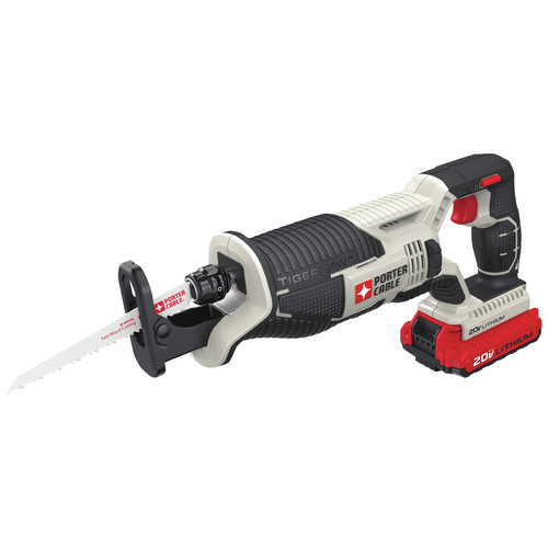 Factory Reconditioned Porter-Cable PCCK619L8R 20V MAX Cordless Lithium-Ion 8-Tool Combo Kit image number 6