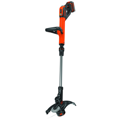 Black & Decker LSTE523 20V MAX Cordless Lithium-Ion EASYFEED 2-Speed 12 in. String Trimmer/Edger Kit image number 0