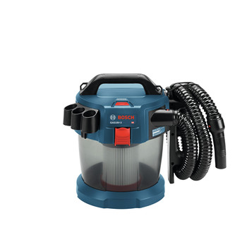 Bosch GAS18V-3N 18V 2.6 Gal. Wet/Dry Vacuum Cleaner with HEPA Filter (Tool Only) image number 2